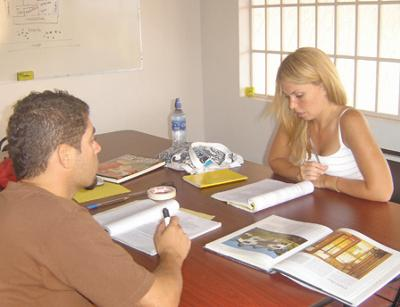 Private Spanish tutories