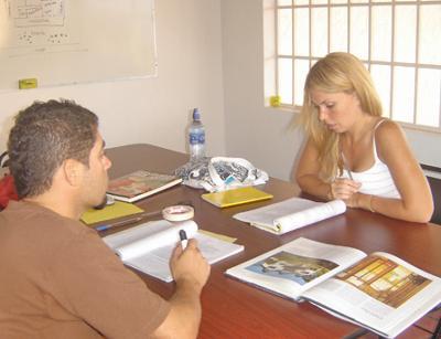 Private Spanish tutories