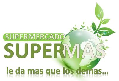 Your Eco-friendly Supermarket!