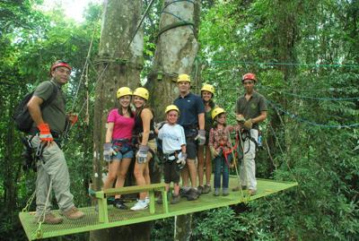 Welcome to Titi Canopy Tour & Titi Canopy Tour
